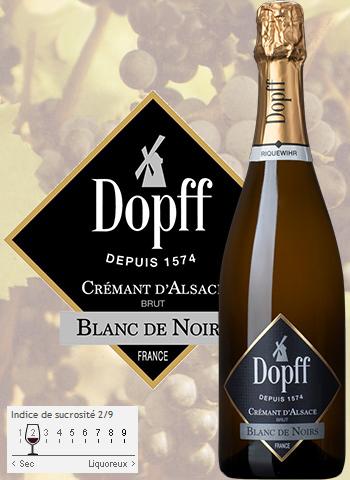 Crémant Blanc De Noirs Brut Dopff au Moulin 2017