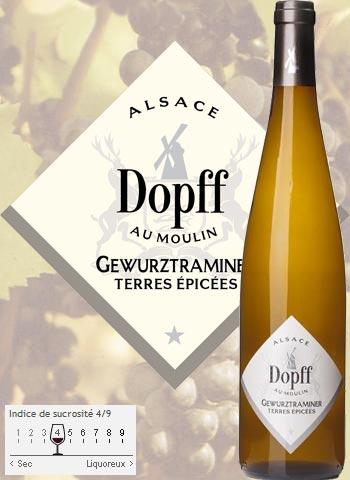 Gewurztraminer Terres Epicées Dopff au Moulin 2019
