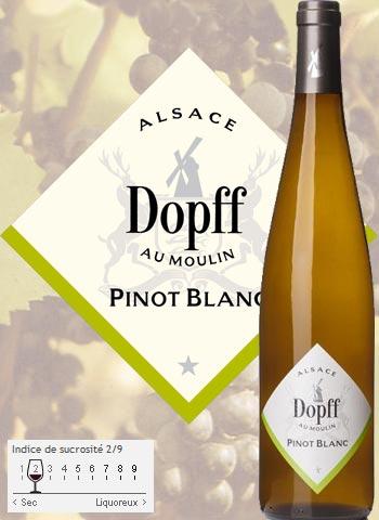 Pinot Blanc Dopff au Moulin 2018