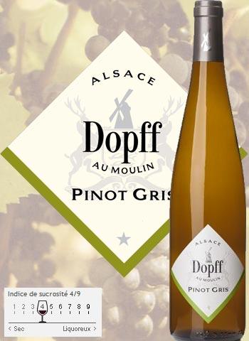 Pinot Gris Réserve Dopff au Moulin 2018