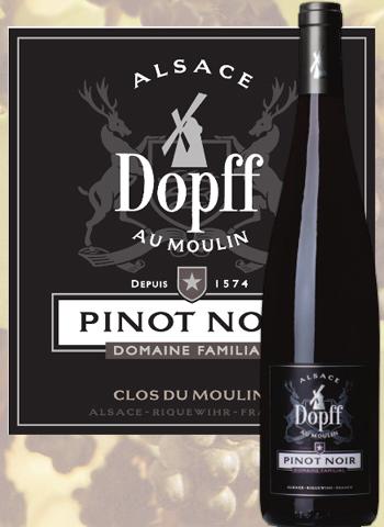 Pinot Noir De Riquewihr Dopff au Moulin 2015