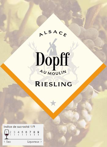 Riesling Dopff au Moulin 2018