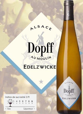 Edelzwicker Dopff au Moulin 2017