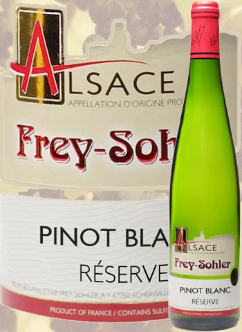 Pinot Blanc Réserve Frey-Sohler 2018
