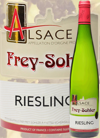 Riesling Frey-Sohler 2019
