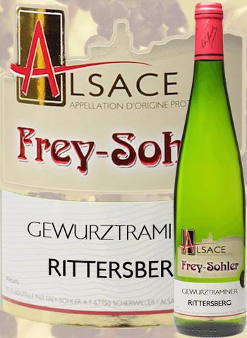 Gewurztraminer Rittersberg Frey-Sohler 2017