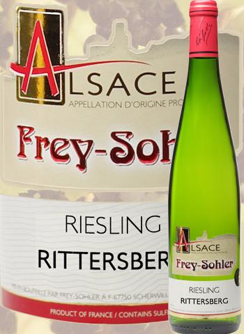 Riesling Rittersberg Frey-Sohler 2017