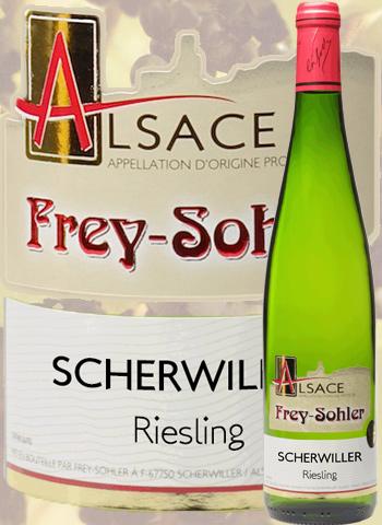 Scherwiller Riesling Frey-Sohler 2018