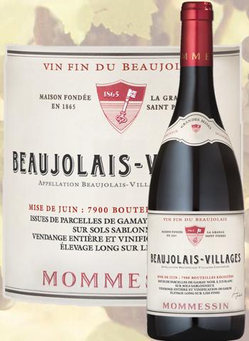 Beaujolais-Villages 2017 Les Grandes Mises Mommessin
