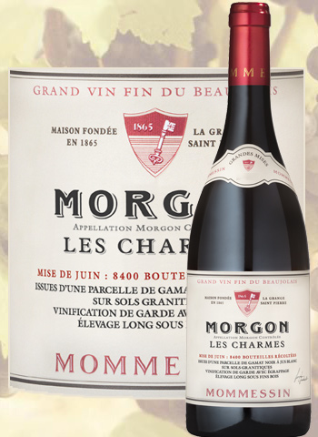 Morgon Les Charmes 2015 Les Grandes Mises Mommessin