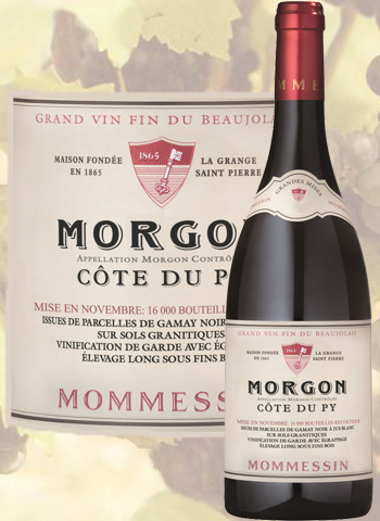 Magnum Morgon Côte du Py 2017 Les Grandes Mises Mommessin