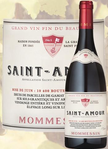 Magnum Saint-Amour 2015 Les Grandes Mises Mommessin