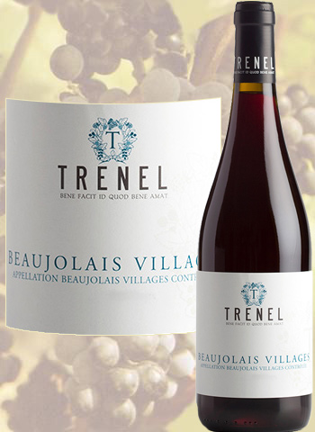 Beaujolais-Villages Trénel 2018