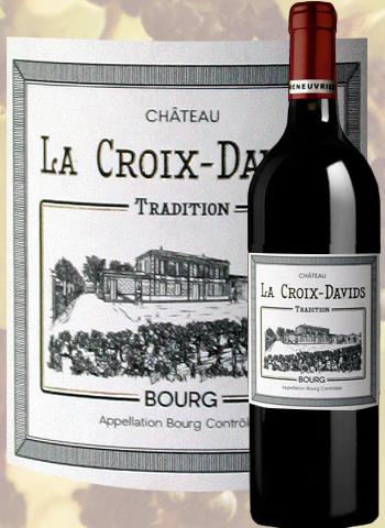 Château La Croix Davids Tradition 2017 Côtes de Bourg