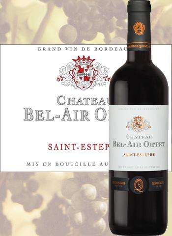 Château Bel Air Ortet 2016 Bordeaux Saint-Estèphe