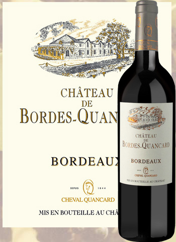 Château De Bordes-Quancard Rouge 2016