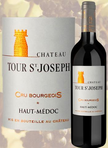 Château Tour Saint Joseph 2015 Bordeaux Haut-Médoc