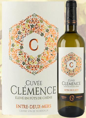 Cuvée Clémence 2019 Entre-Deux-Mers Cheval Quancard