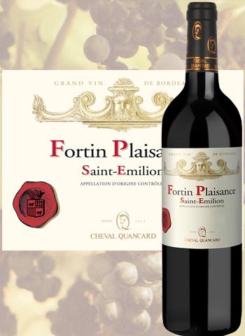 Magnum Fortin Plaisance 2014 Saint-Émilion Cheval Quancard