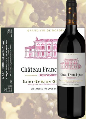 Château Franc Pipeau 2016 Saint-Émilion Grand Cru