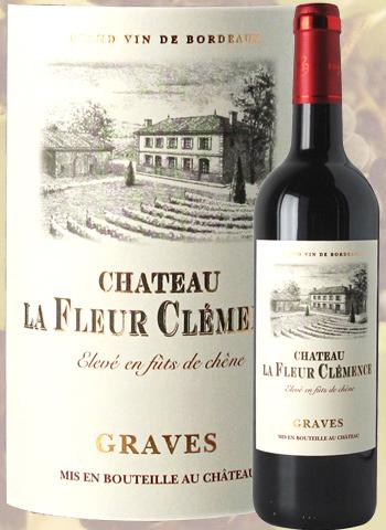Château La Fleur Clémence 2018 Graves Rouge Quancard