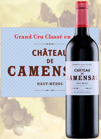 Château Camensac 2016 Grand Cru du Haut-Médoc