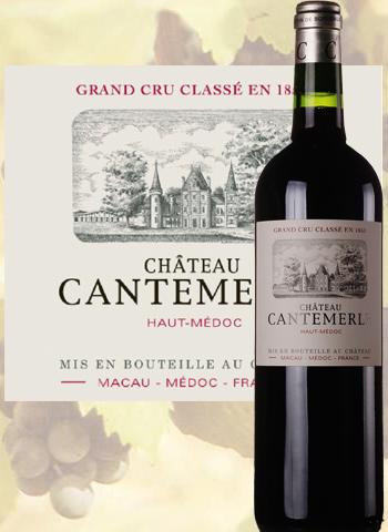Château Cantemerle 2013 Grand Cru du Haut-Médoc