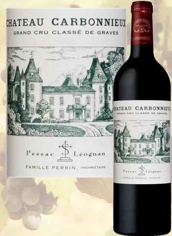 Château Carbonnieux rouge 2014 Grand Cru de Pessac-Léognan