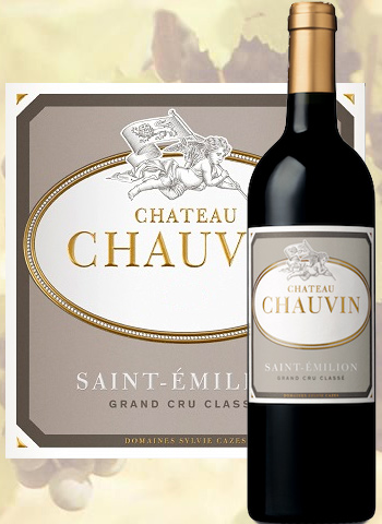 Château Chauvin 2014 Grand Cru de Saint-Emilion