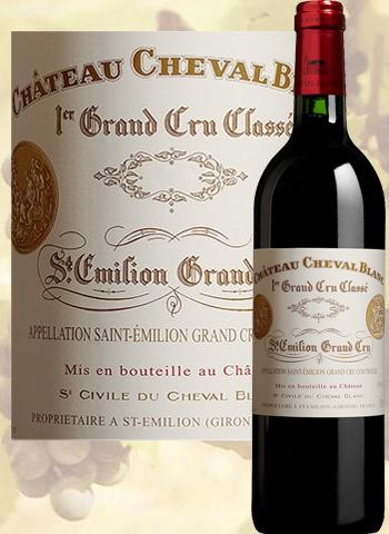 Château Cheval Blanc 2012 Premier Cru Classé de Saint-Emilion