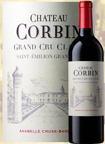 Château Corbin 2014 Grand Cru de Saint-Emilion