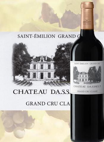 Magnum Château Dassault 1998 Grand Cru de Saint-Emilion