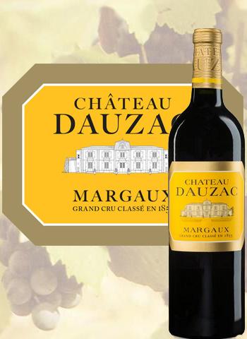 Château Dauzac 2014 Grand Cru de Margaux