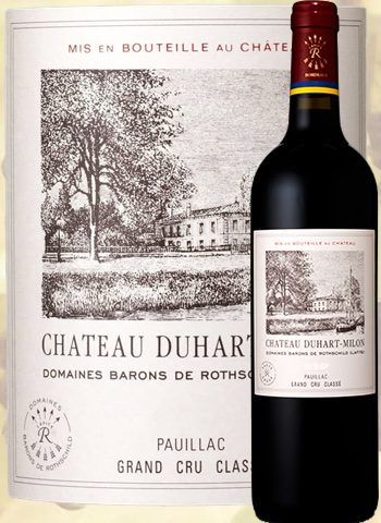 Château Duhart-Milon 2017 Grand Cru de Pauillac