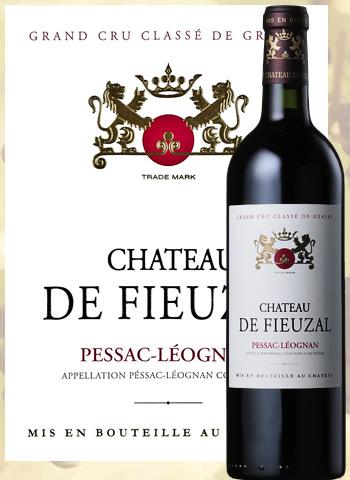 Château de Fieuzal Rouge 2016 Grand Cru de Pessac-Léognan