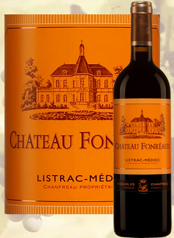 Château Fonréaud 2018 Cru Bourgeois de Listrac-Médoc