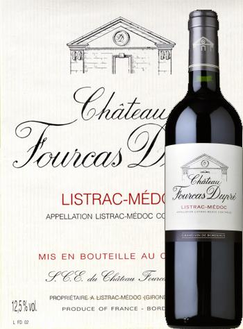 Château Fourcas Dupré 2018 Cru Bourgeois de Listrac-Médoc