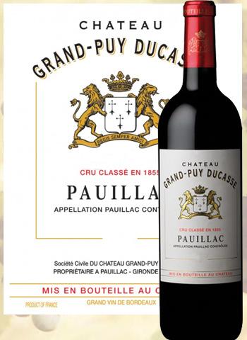 Château Grand-Puy Ducasse 2017 Grand Cru de Pauillac