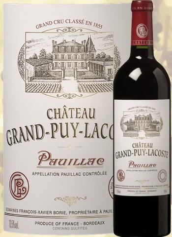 Château Grand-Puy-Lacoste 2015 Grand Cru de Pauillac