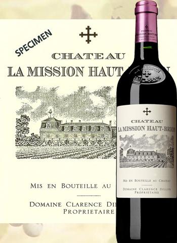 Château La Mission Haut-Brion 2018 Grand Cru de Pessac-Léognan