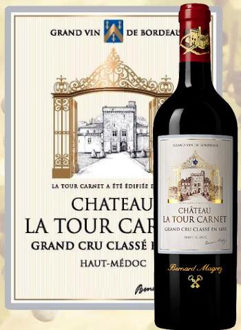 Château La Tour Carnet 2018 Grand Cru du Haut-Médoc