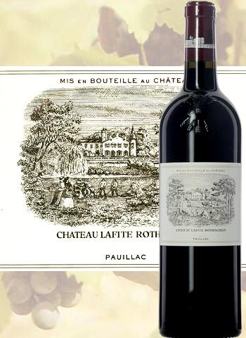 Château Lafite Rothschild 2012 Premier Grand Cru de Pauillac
