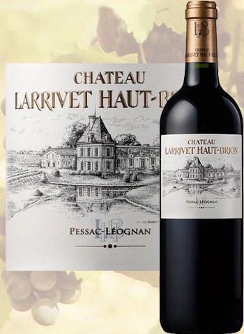 Château Larrivet Haut-Brion 2016 Grand Cru de Pessac-Léognan