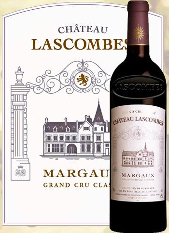 Château Lascombes 2018 Grand Cru de Margaux