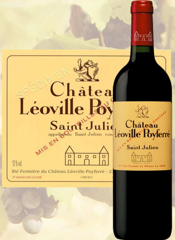 Château Léoville Poyferré 2017 Grand Cru de Saint-Julien