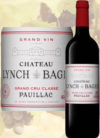 Château Lynch-Bages 2017 Grand Cru de Pauillac
