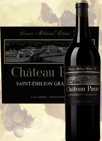 Château Pavie 2015 Grand Cru de Saint-Emilion