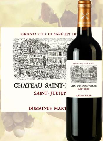 Château Saint-Pierre 2017 Grand Cru de Saint-Julien