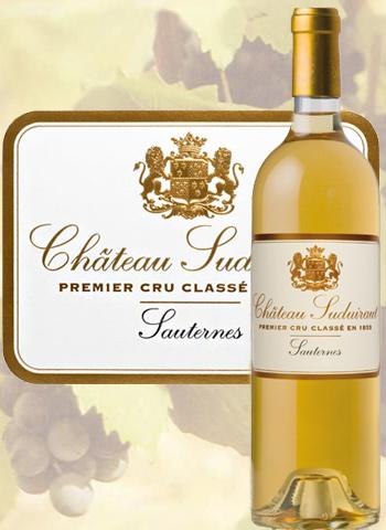 Château Suduiraut 2018 Premier Cru Classé de Sauternes