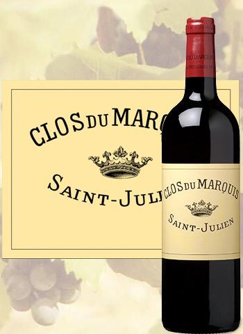 Clos du Marquis 2017 Grand Cru de Saint-Julien